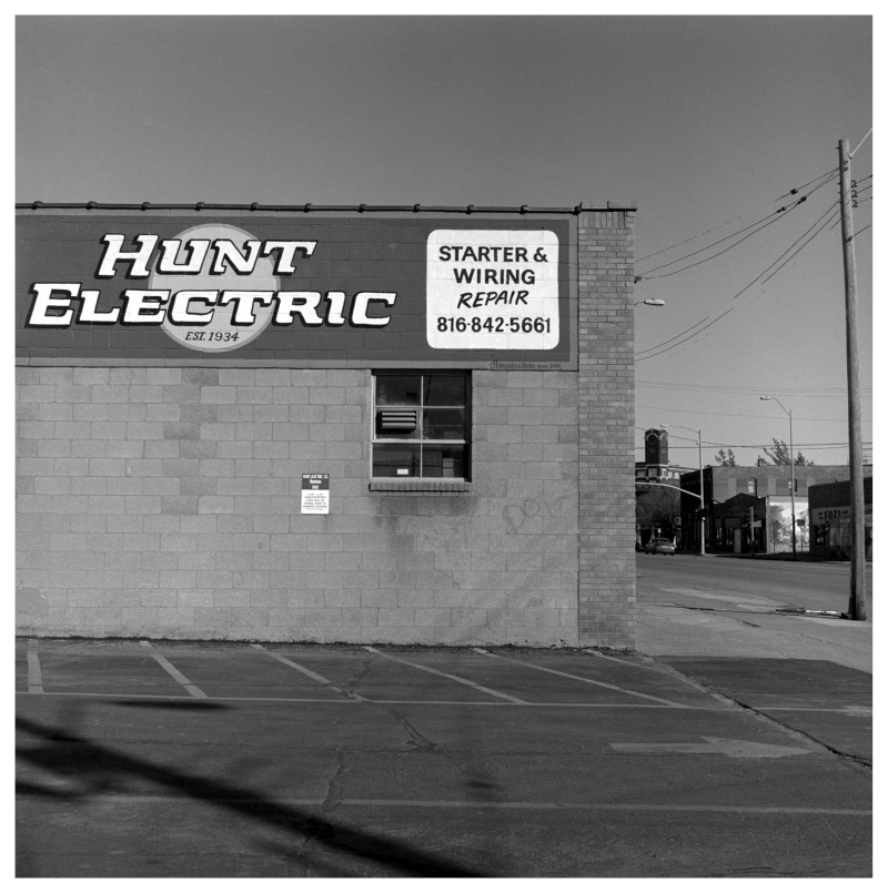 Hunt electric - grant edwards photography