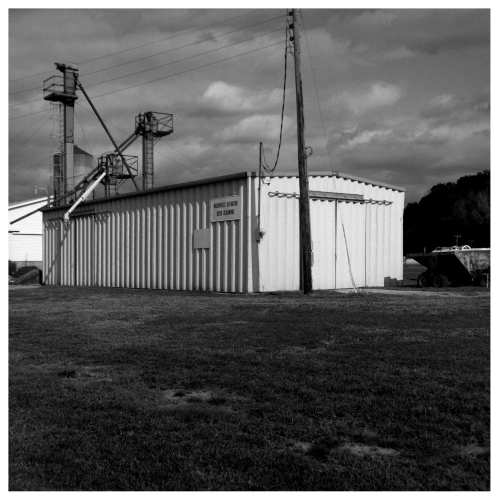 Rushville elevator - grant edwards photography
