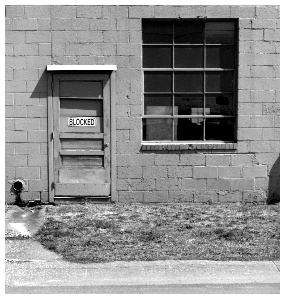 door sign - grant edwards photography