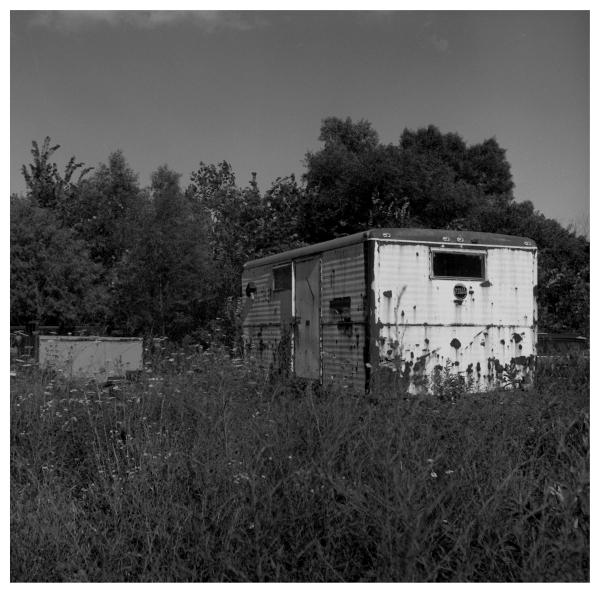 abandoned trailer - grant edwards photography