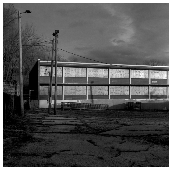 closed school - grant edwards photography