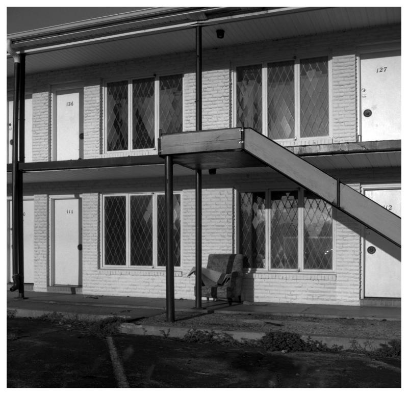 white haven motel - grant edwards photography
