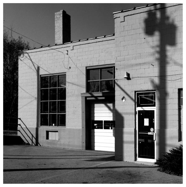 belton garage - grant edwards photography
