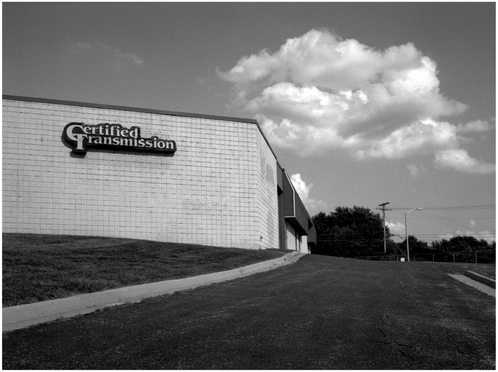 transmission shop  - grant edwards photography