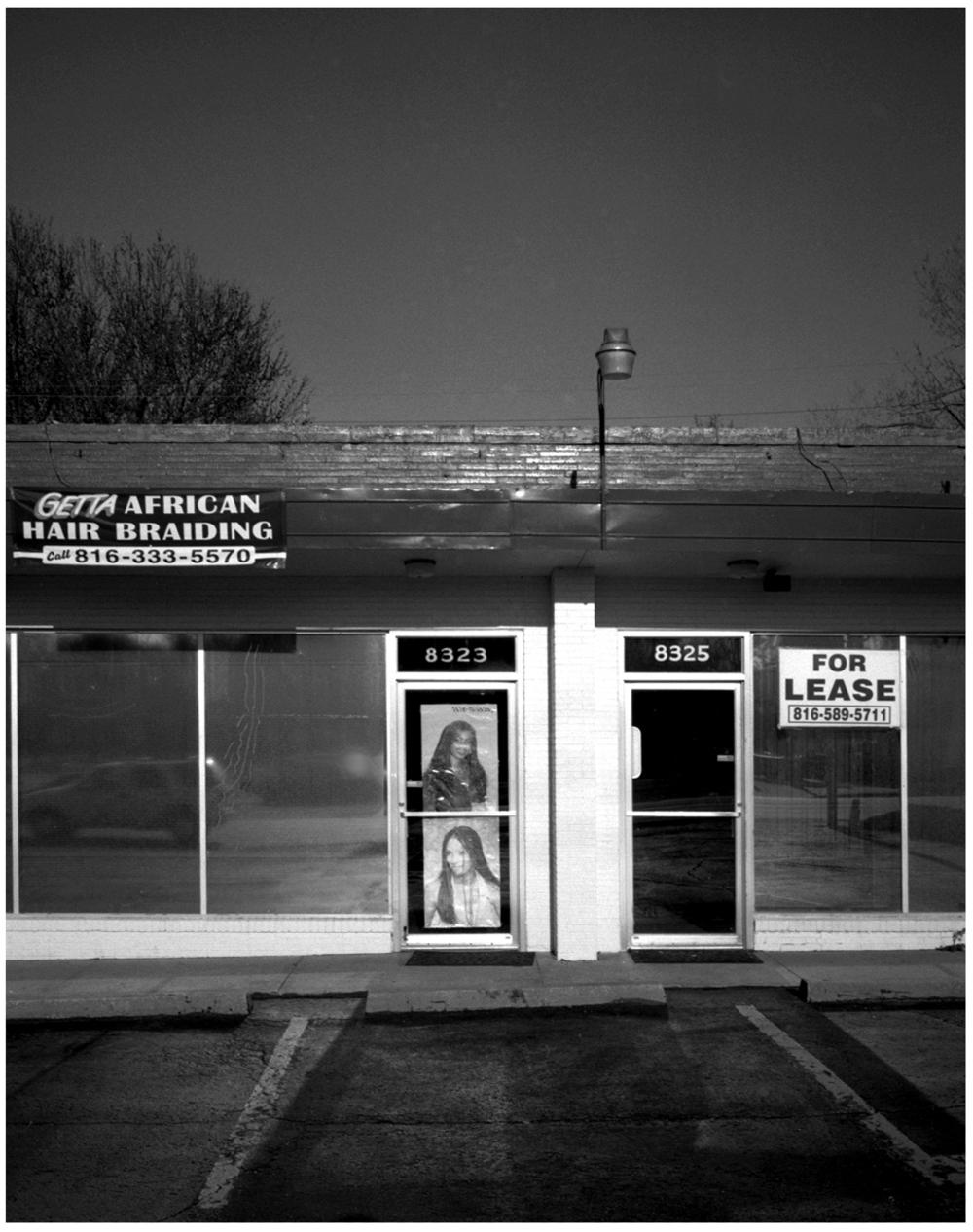 hair salon - grant edwards photography