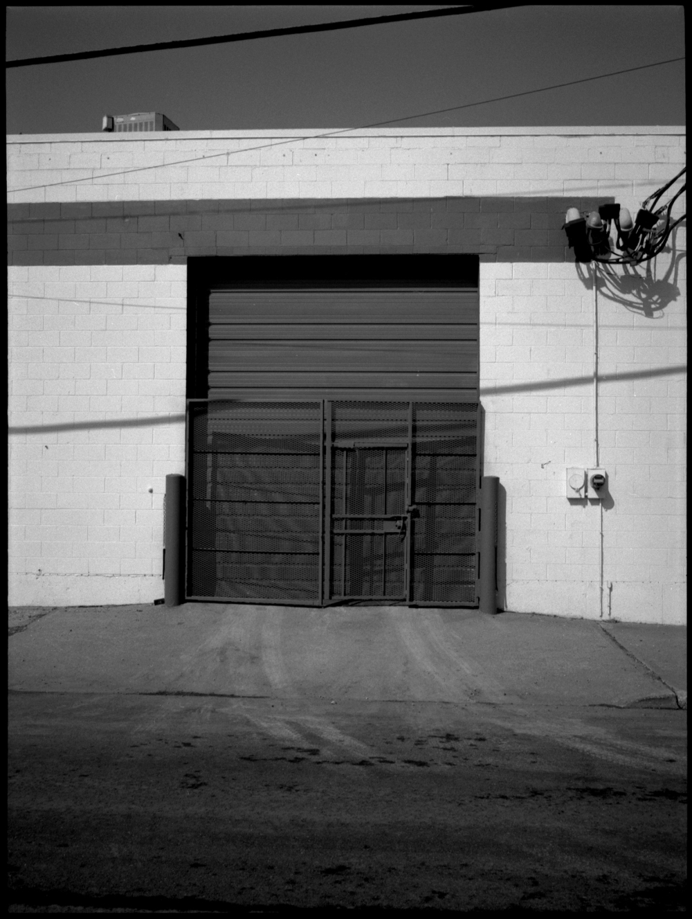 kck garage - grant edwards photography