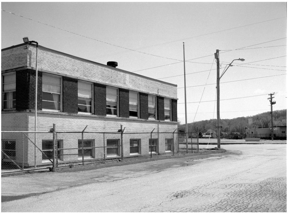 brick building - grant edwards photography