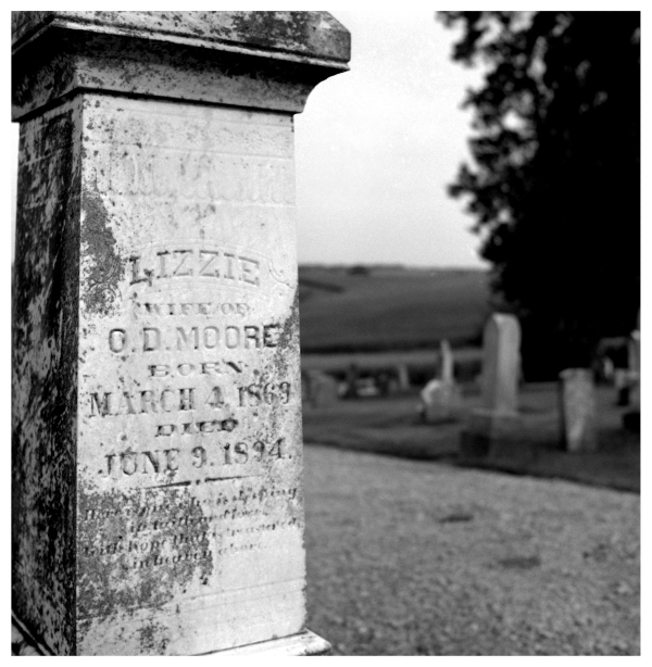 iola cemetery - grant edwards photography