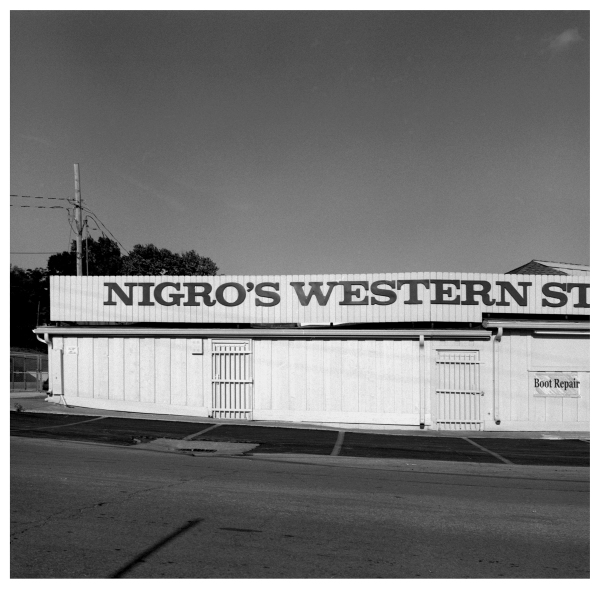 nigo's western store - grant edwards photography