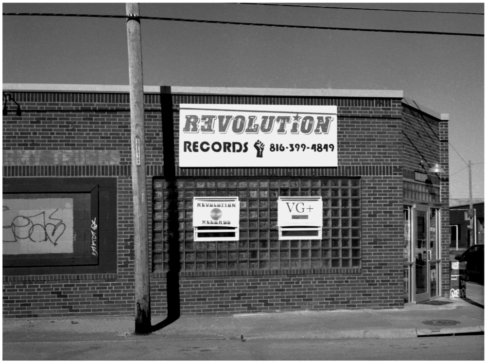 revolution records - grant edwards photography