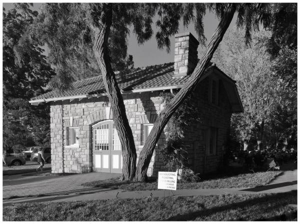 old Overland Park Kansas  grant Edwards photograph