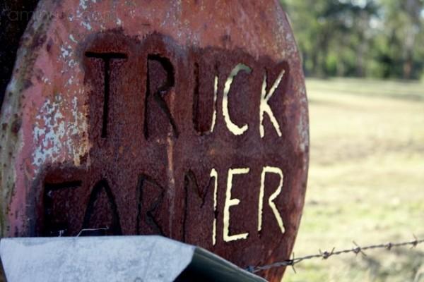 Truck Farmer!