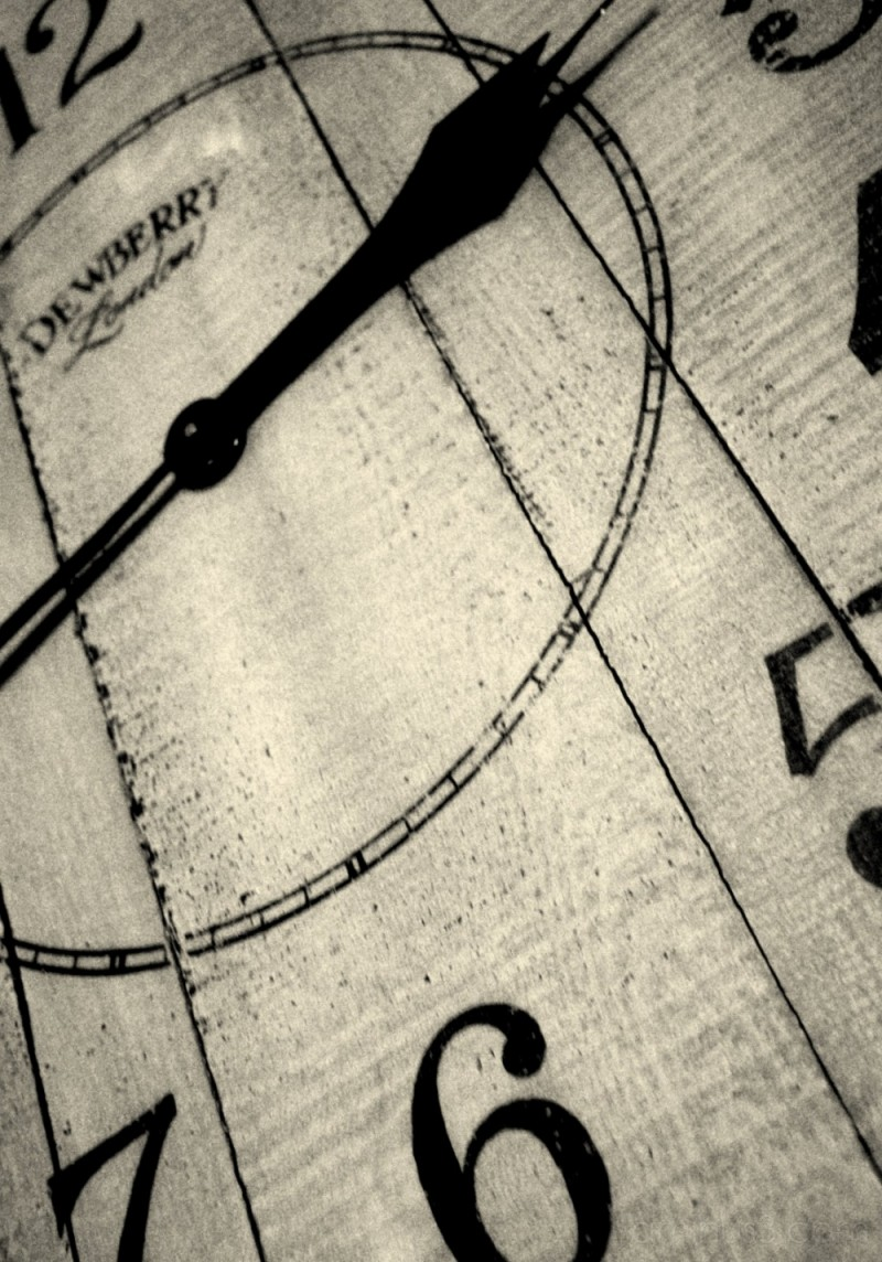 ...time