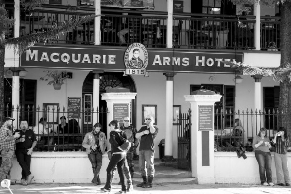Macquarie Arms