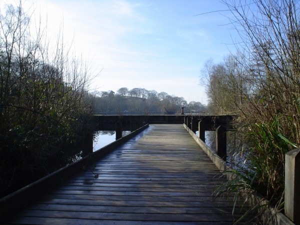 Long Walk, Short Pier