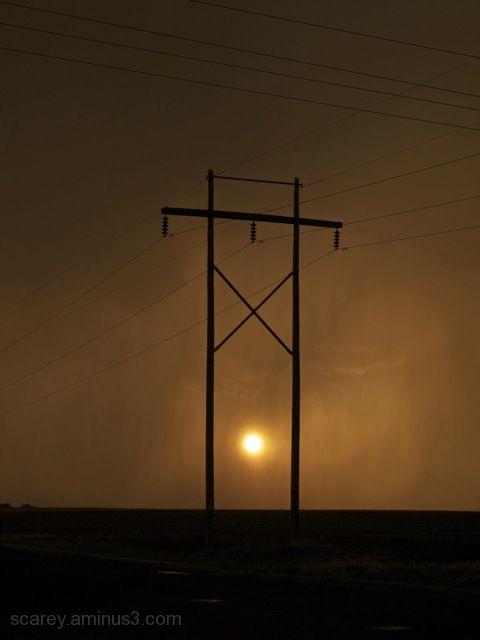 Sunset Dust