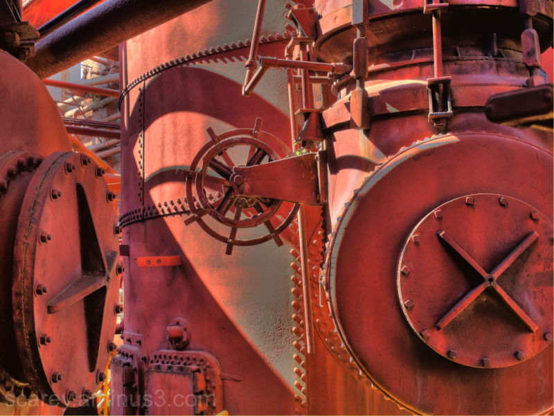 Sloss Furnaces Number 1