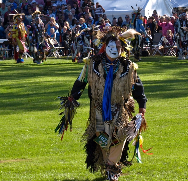 Poarch Creek Indians Thanksgiving Day Pow Wow