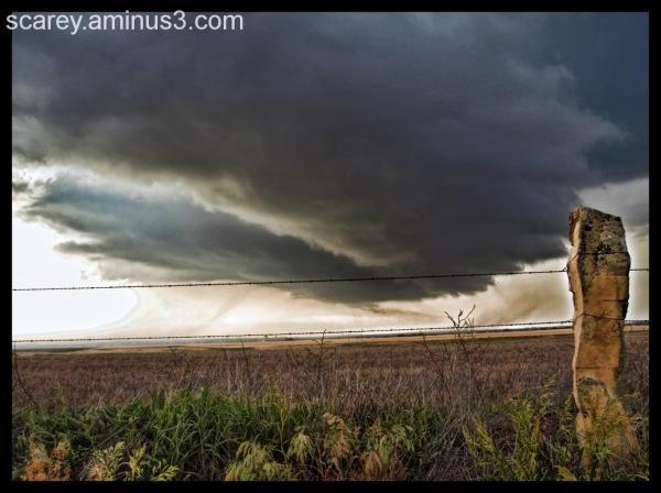 Supercell in Kansas