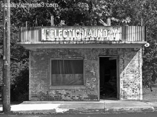 The Old Eclectic Laundry, Eclectic, Alabama