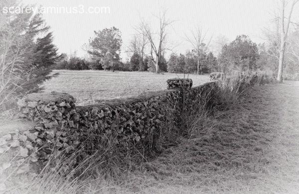 Old Stone in Rural Alabama