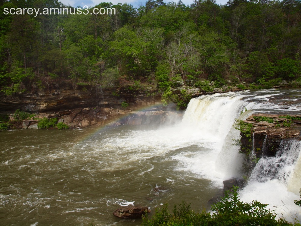 Little River Falls Alabama