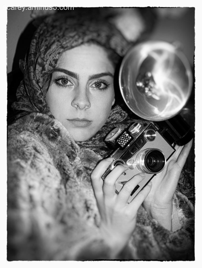 Vintage Argus C3  Matchmatic Film Camera