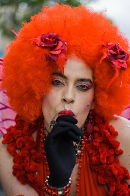 Gay Pride Paris 28 juin 2008 - 13