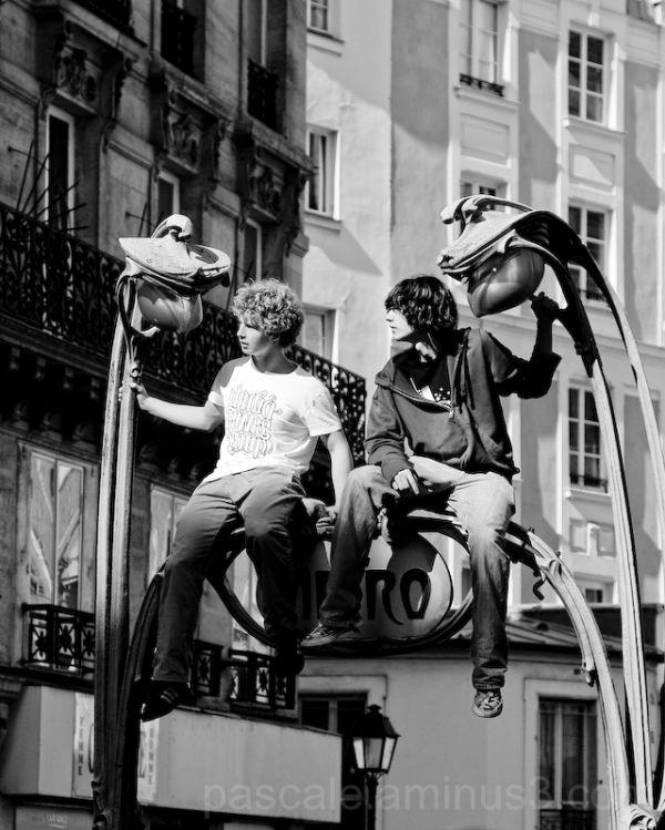 Technoparade Paris - 20 septembre 2008 - 8