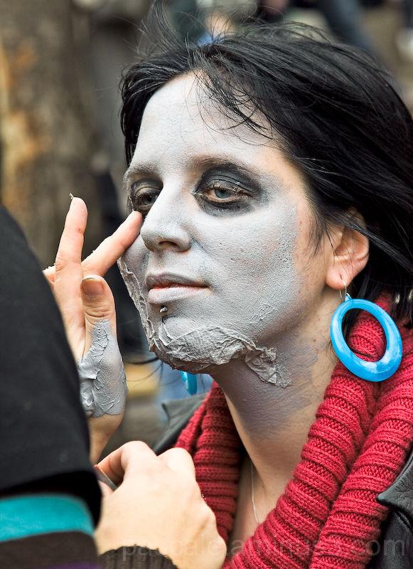 Zombie Walk - Paris - 26 octobre 2008 - 2