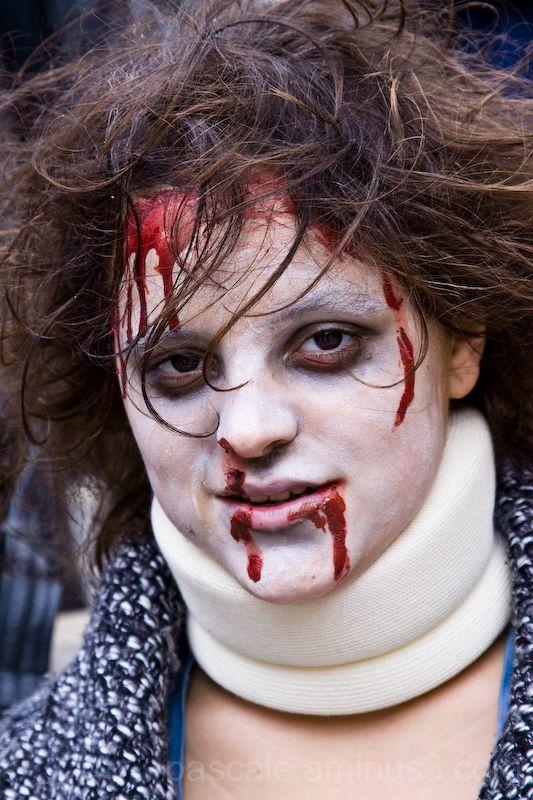 Zombie Walk - Paris - 26 octobre 2008 - 9