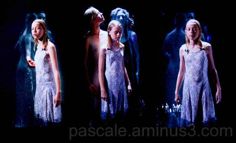 Three women -  copyright Bill Viola