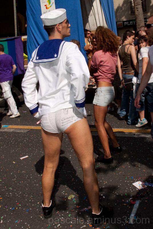 Gay Pride Paris 27 juin 2009 - 12