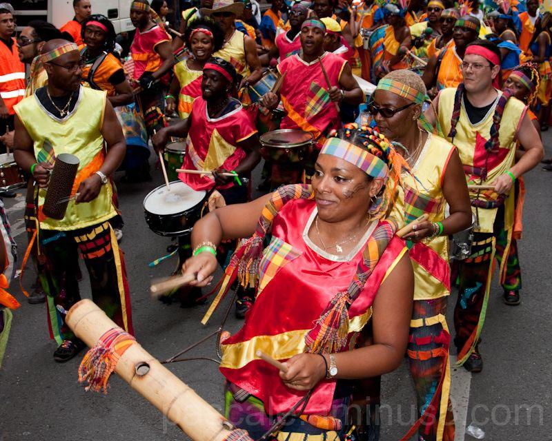 Carnaval Tropical Paris 4 juillet 2009 - 2