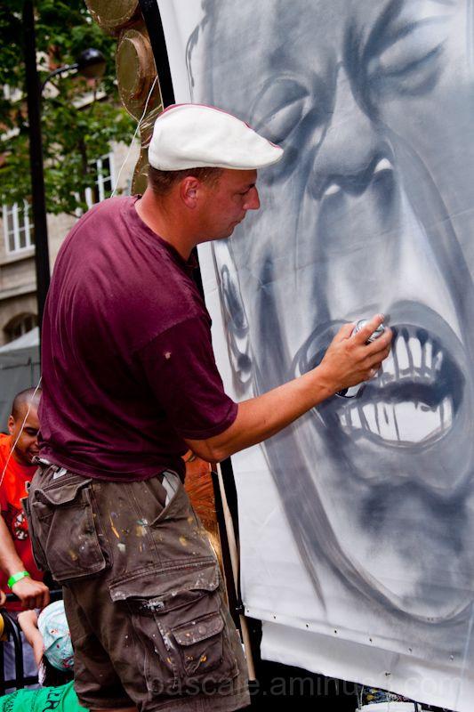 Carnaval Tropical Paris 4 juillet 2009 - 8
