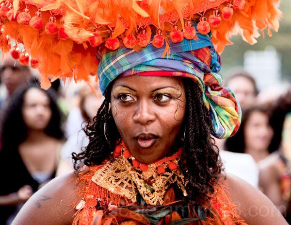 Carnaval Tropical Paris 4 juillet 2009 - 14