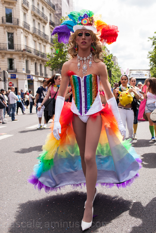 Gay Pride 2013 - Paris - 29 juin