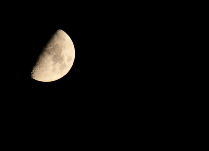 Moon over....