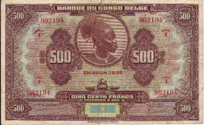 Belgian Congo