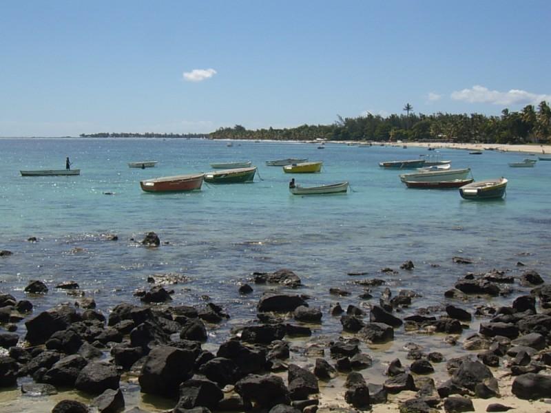 Mauritius docked
