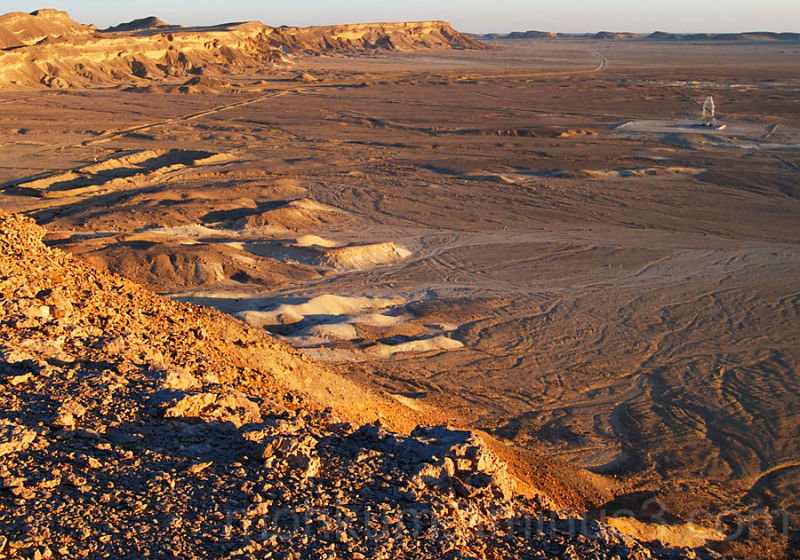 Fahud1 Oman deserts