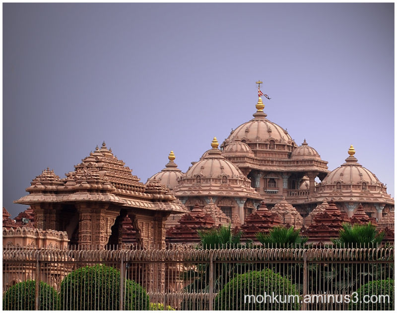 Akshardam, Delhi