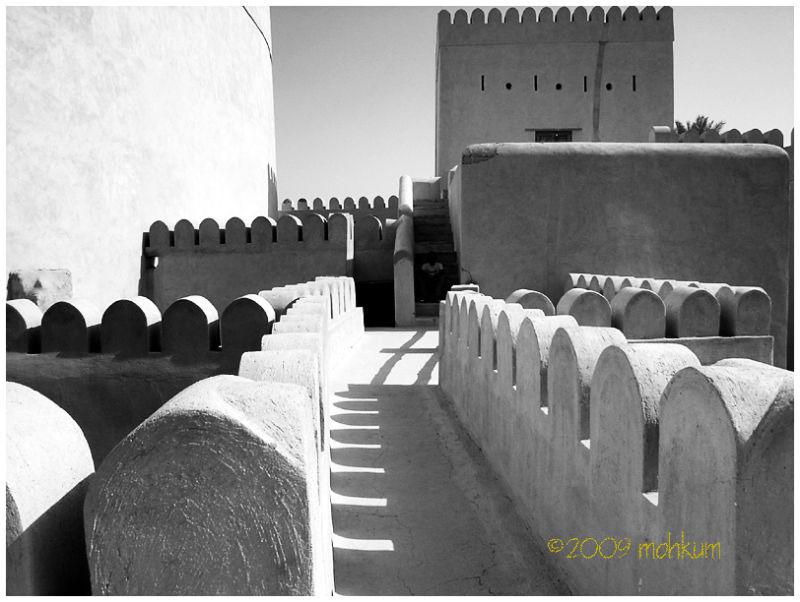Inside Nizwa Fort, Oman 6