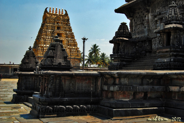 The temples of south India - 2