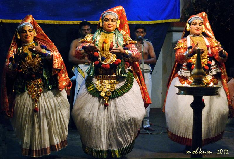 kathakali nalacharitham damayanthi sreevallabha