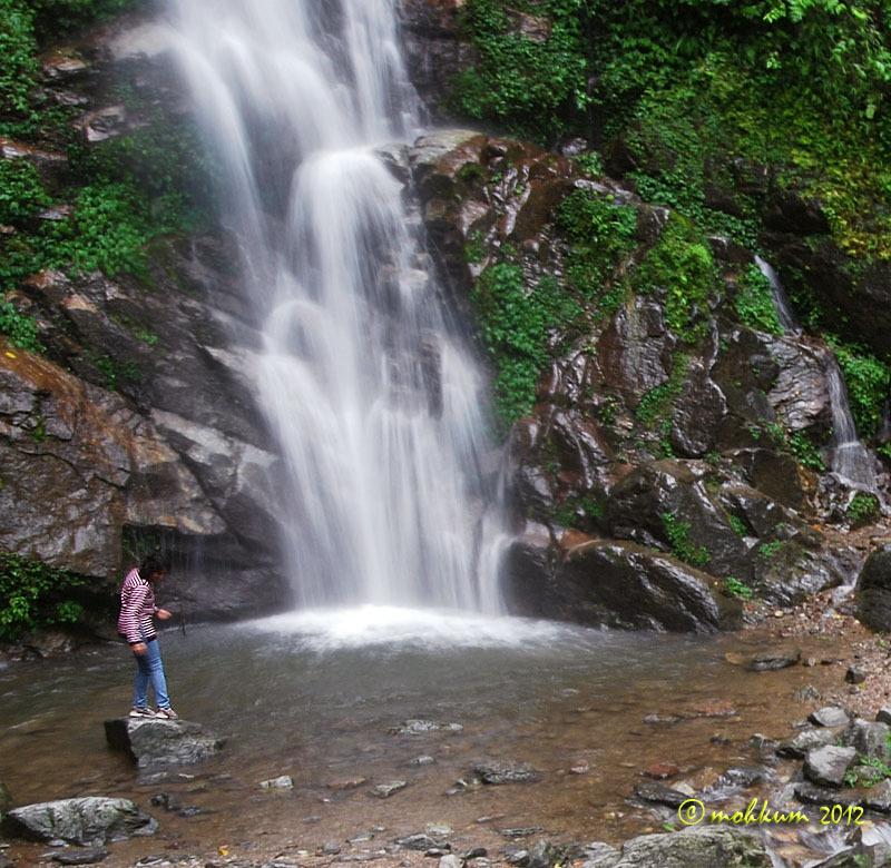 waterfalls pelling sikkim