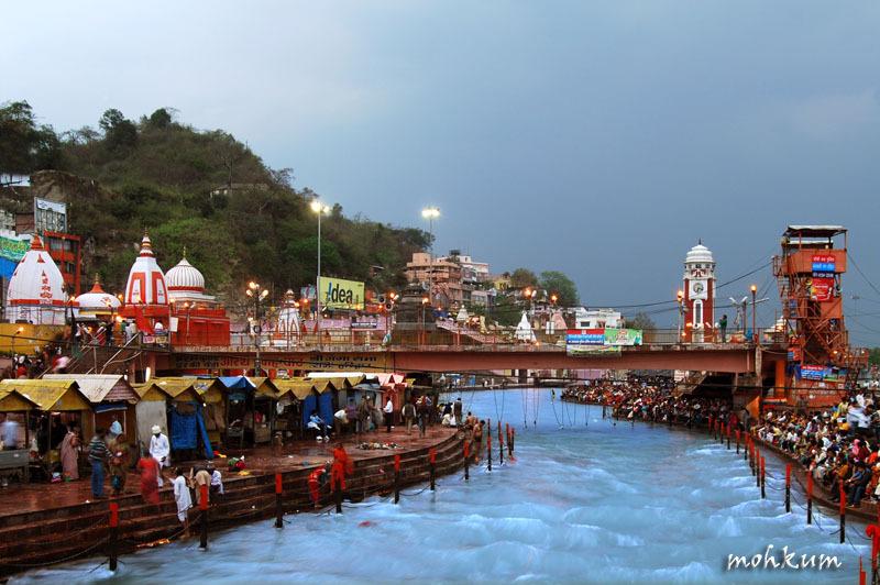The Holy Ganga!