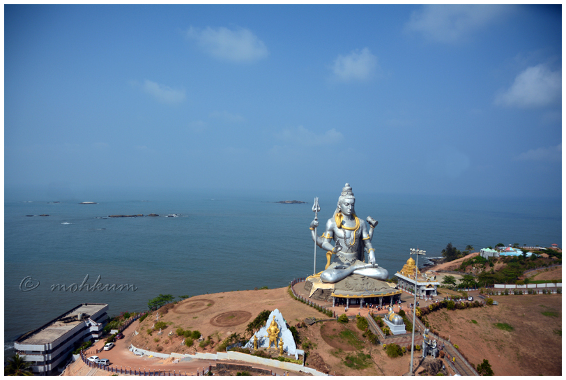The Statue of Lord Shiva!