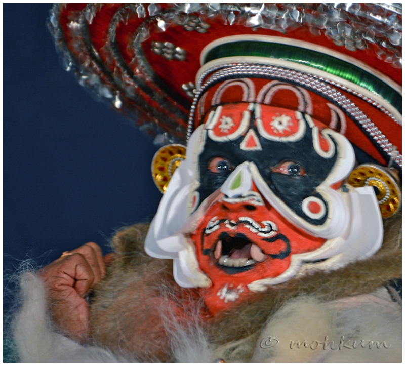 Kathakali, A Classical Indian dance-drama!
