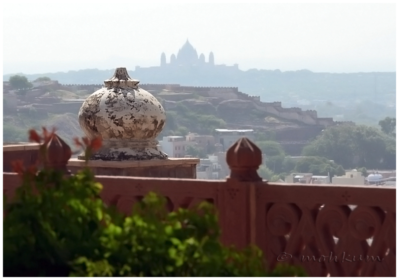 The architectural beauty of Jodhpur, Rajasthan